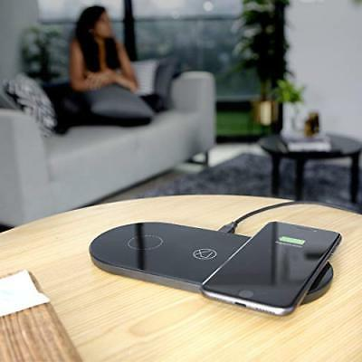 Dual Charging Pad Double Fast For