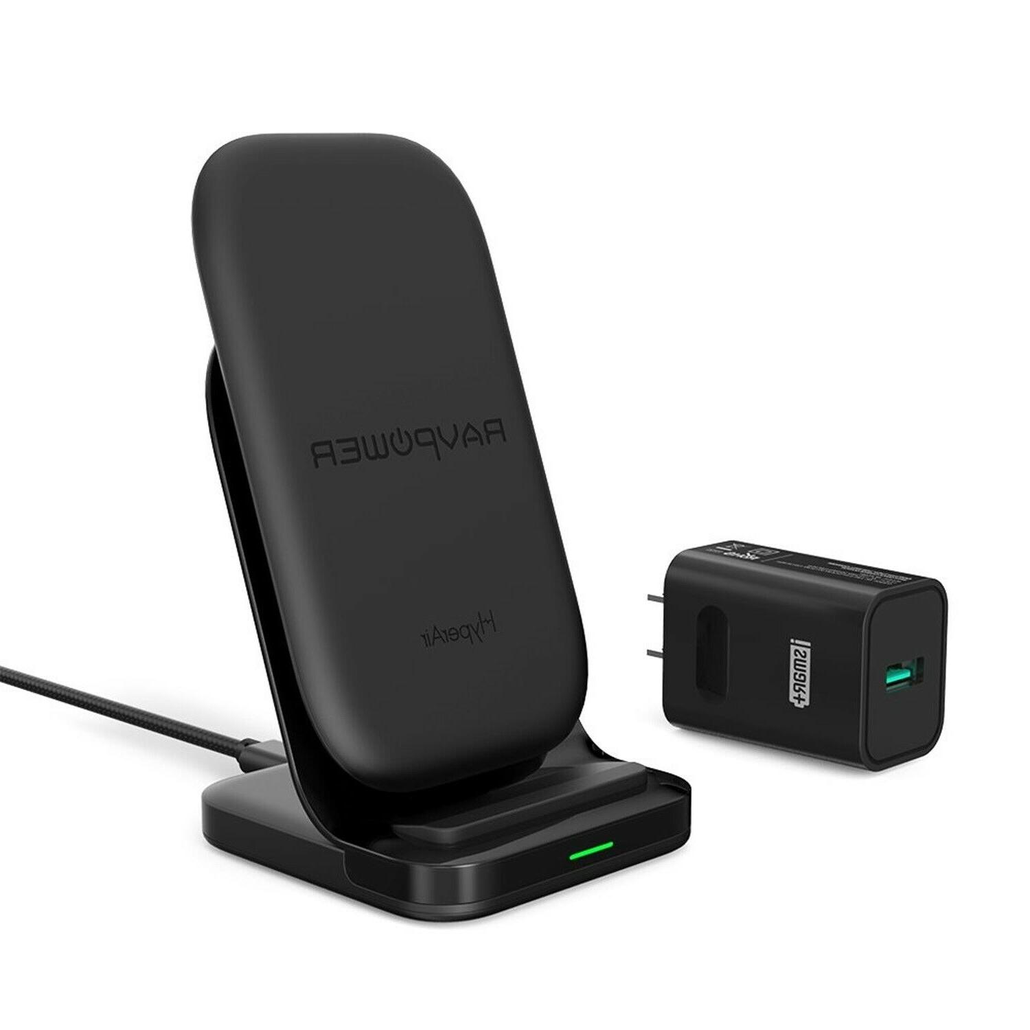 RAVPower Exclusive Hyper Air Charging File Wireless Charging