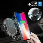 FAST 10W Wireless Charger Charging Car Holder For Samsung Ga