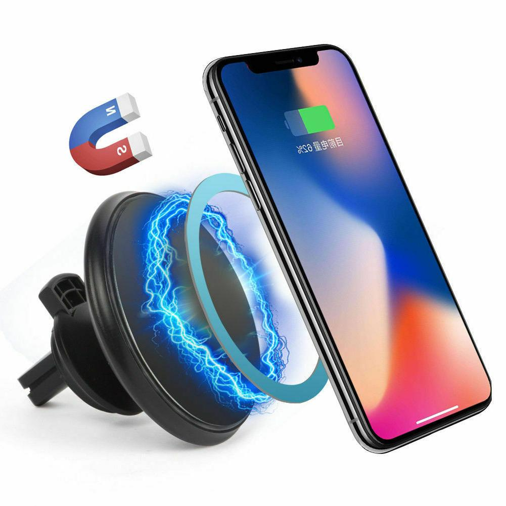Fast Wireless Charger For iPhone X XS Max 8