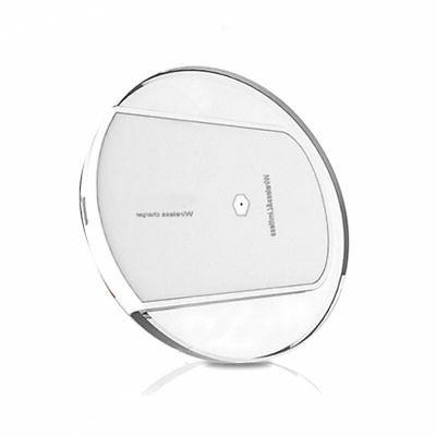 Fast Wireless Charger Charging Pad For Apple 5/5s/5c/6/6Plus set