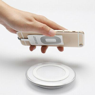 fast qi wireless charger charging dock pad