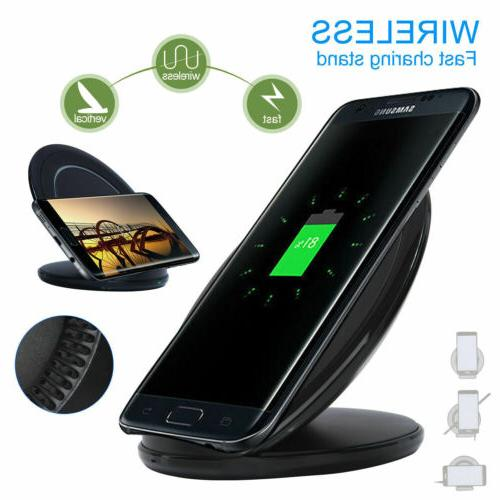 Charging Pad Stand for Galaxy S7 Edge