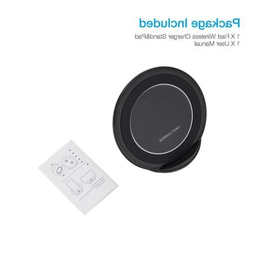 Fast Charger Charging Pad Stand Dock S7