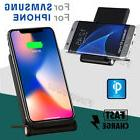 Fast Wireless Charger Charging Stand Standard Charge For App