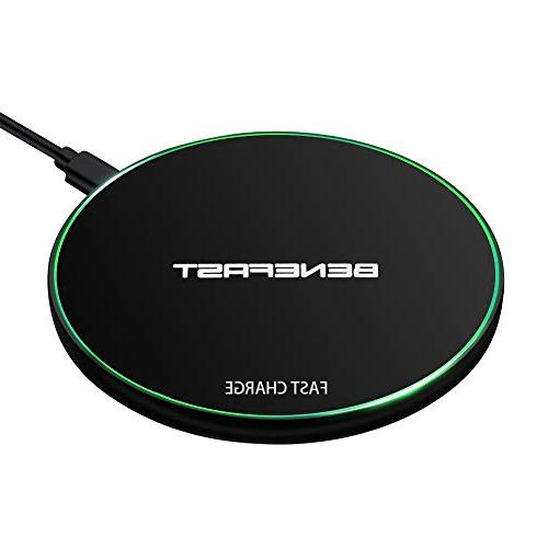 fast wireless charger qi certified 3 types