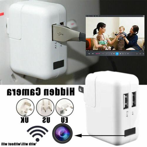 HD Hidden 1080P Camera Nanny USB Plug