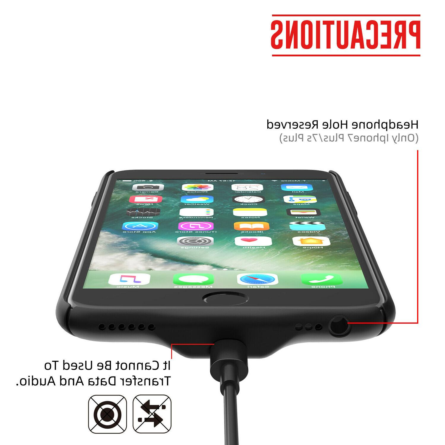 7 Plus Charger Charging Cover US