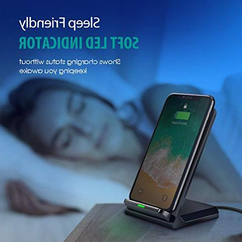 Wireless Certified Charging Stand Compatible with Galaxy Note