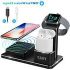 iPhoneX Wireless Charger Apple Watch Stand Aluminum 3in1 fr