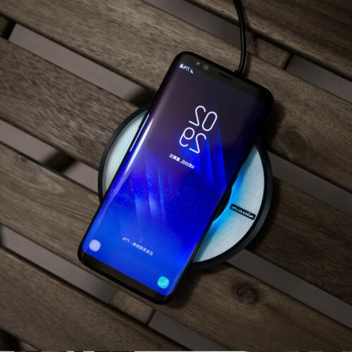 Nillkin Disk Qi Wireless Fast Charging For iPhone 8/8