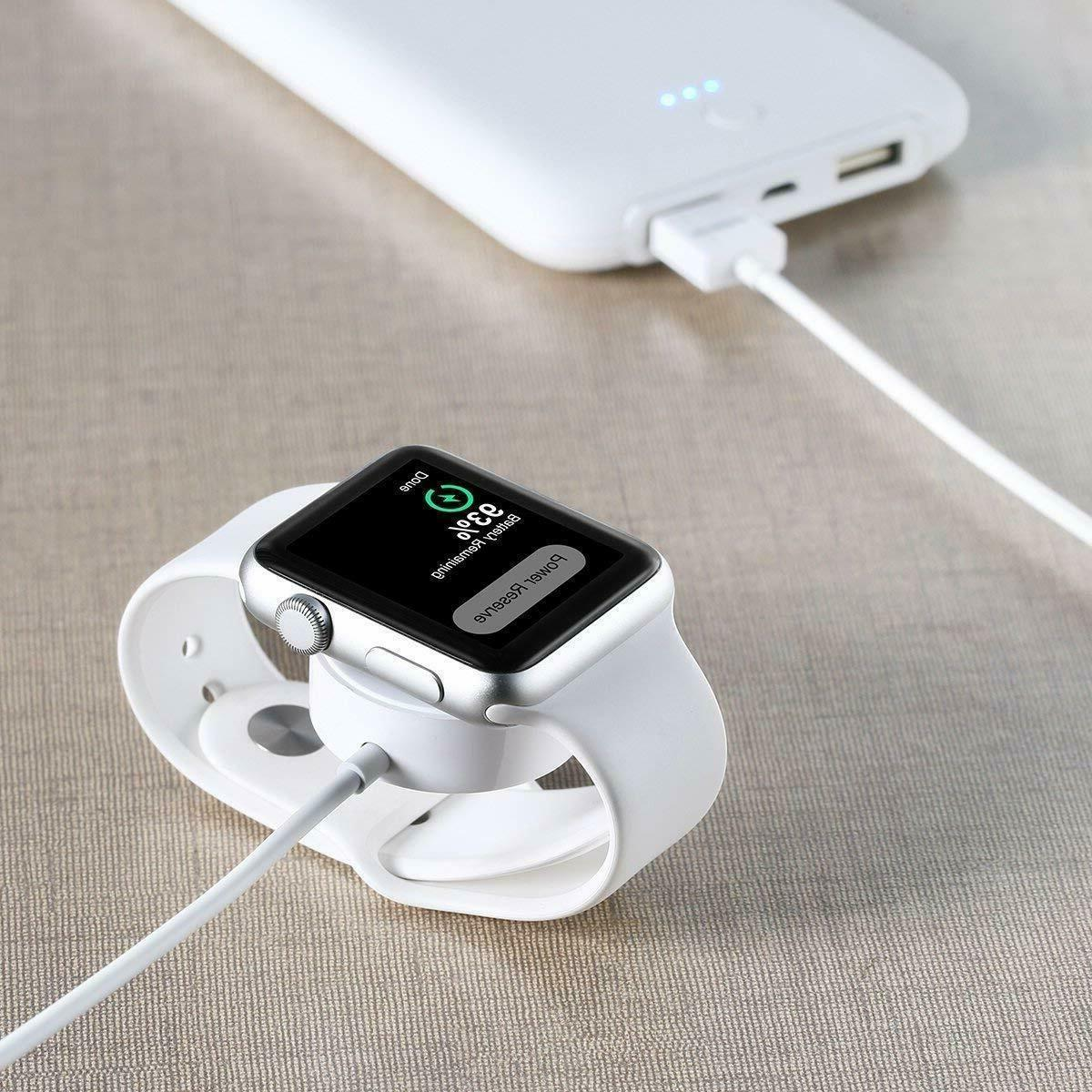 Magnetic USB Charging Dock For Watch iWatch 4/3/2/1