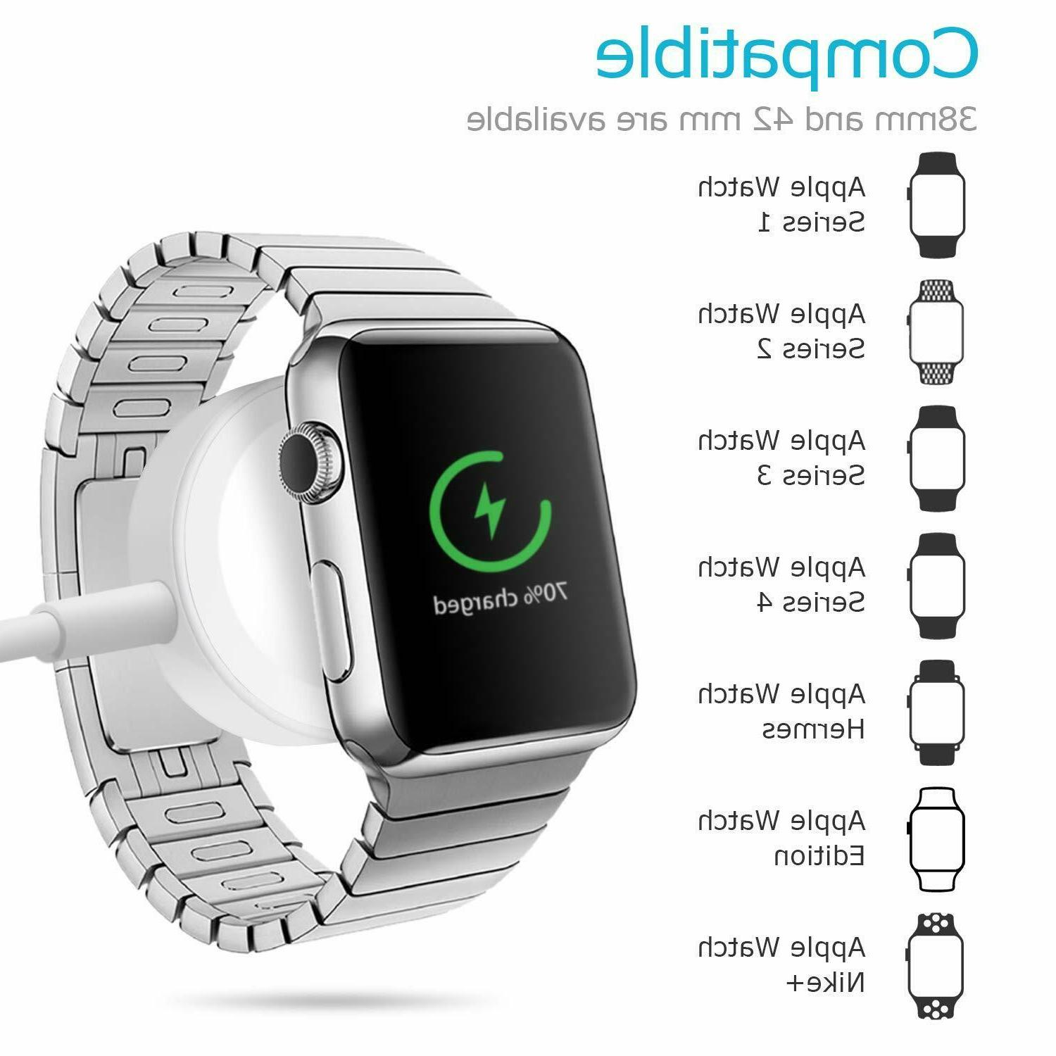 Magnetic USB Charging Watch