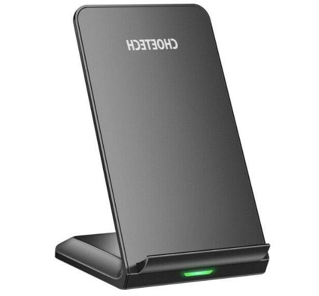 new fast wireless charger qi certified wireless