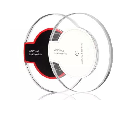 New Charger Clear Charging Pad for & Phones