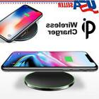 OEM Genuine Qi Wireless Fast Charger Rapid Charging Pad For