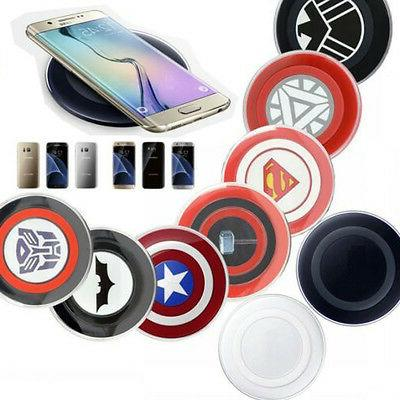 Original Qi Wireless Charger Pad For Samsung S9 S8 S7 S6 Edg