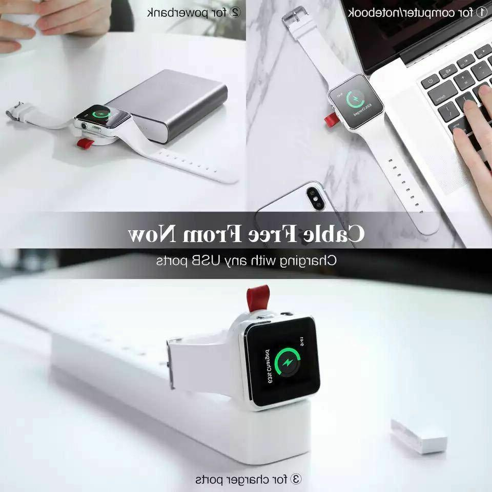 Magnetic Wireless Portable Adapter Apple iWatch Series 1/2/3/4