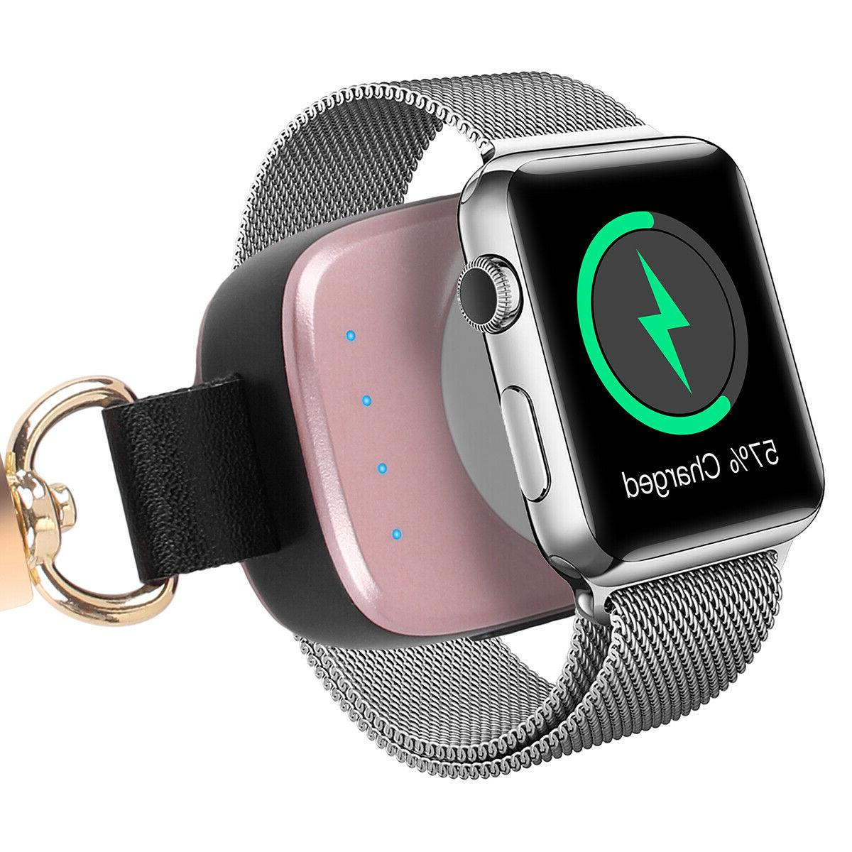 Portable Magnetic Power Dock Series 1 4 iWatch