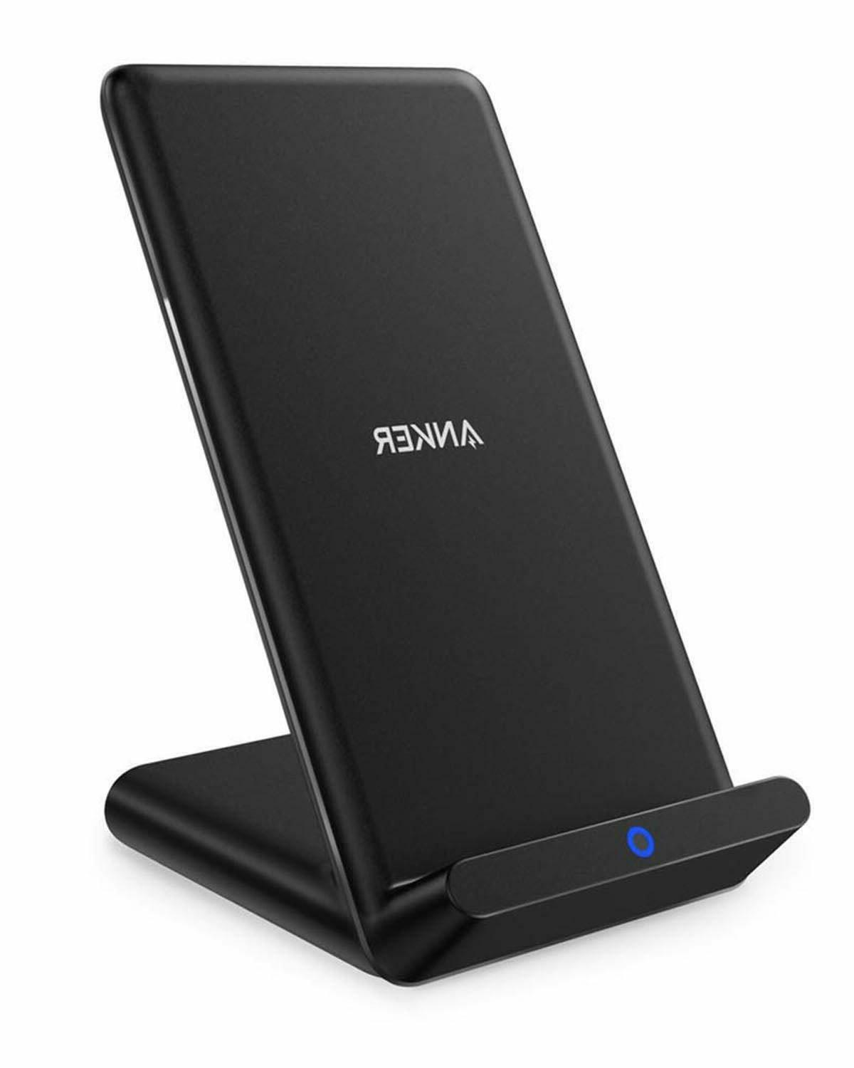 Anker PowerPort Wireless 5 Charger Charging Stand Qi-Certifi