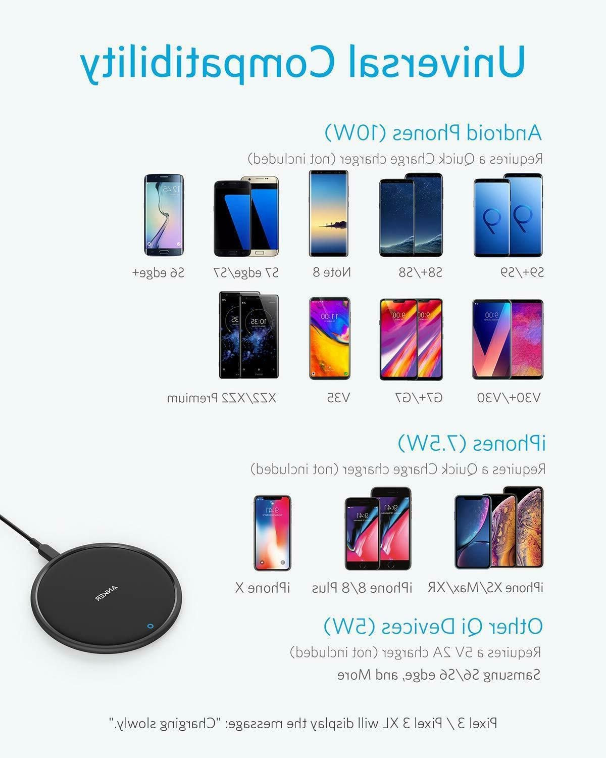 Anker PowerWave Charging Pad iPhone for