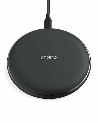 powerwave pad upgraded 10w max wireless charger