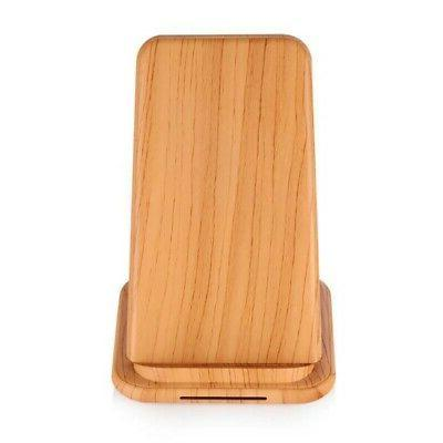 Practical Wireless Wooden Intelligent Charger
