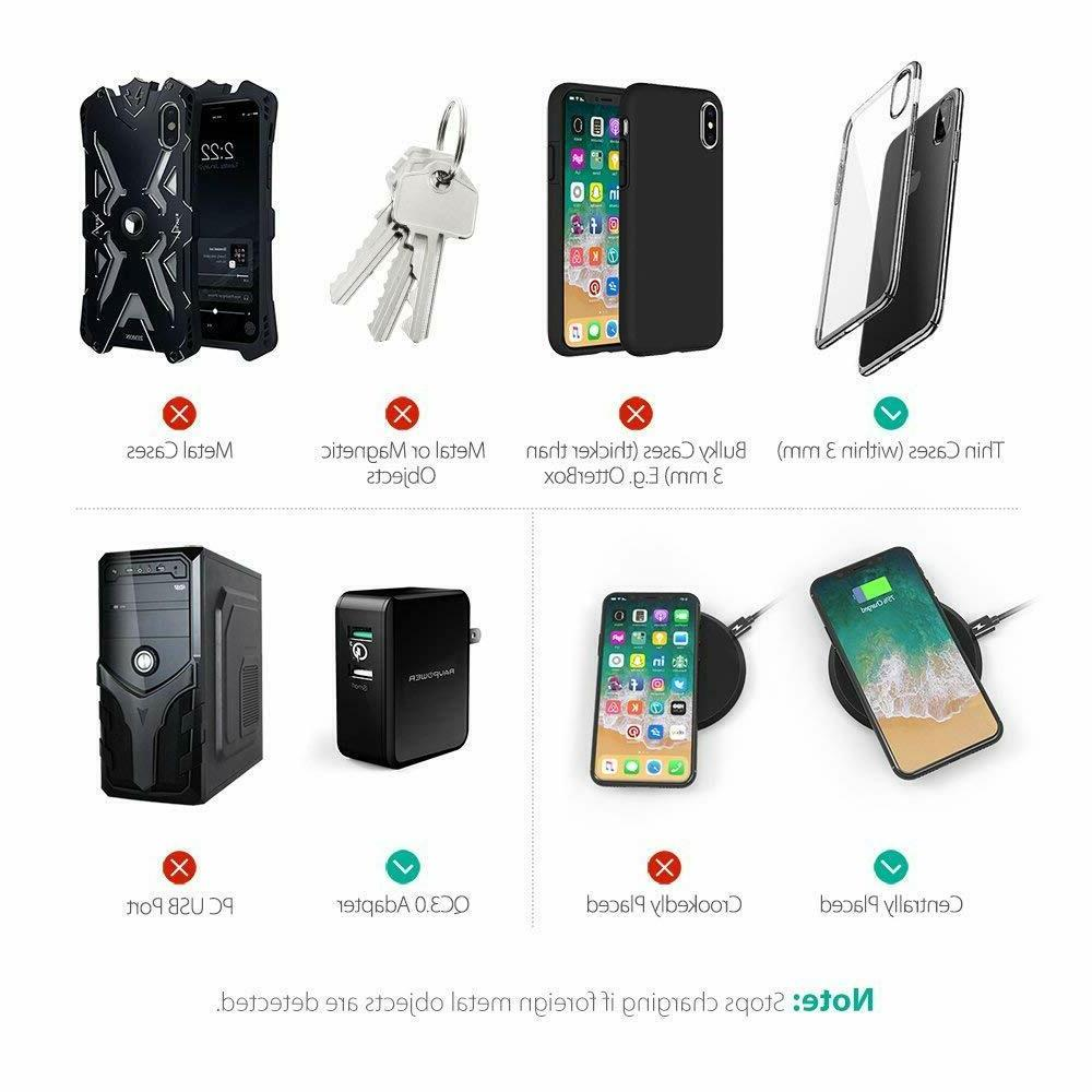 RAVPower Fast Charging iPhone MAX