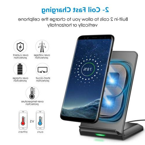 Choetech Qi Fast Wireless Home Stand Dock