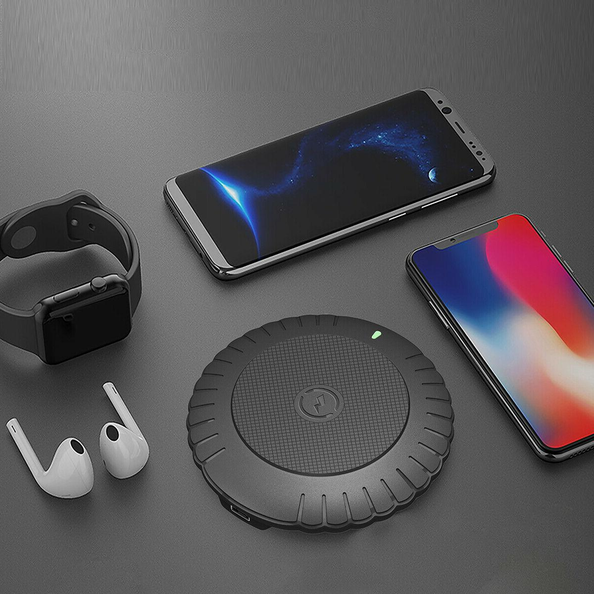 Fast Station For iPhone X Samsung S10+