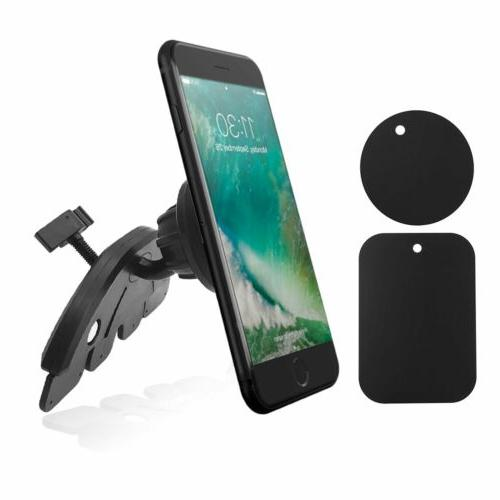 Qi Wireless Charger Charging Mount Holder For iPhone 8 Samsung
