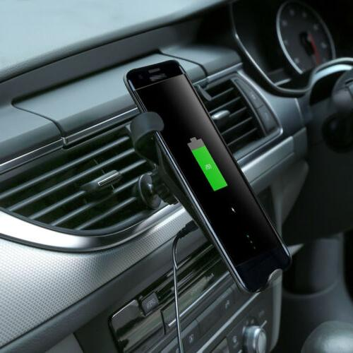 Qi Charger Car Charging Holder For Max
