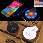 Qi Wireless Charger Charging Pad Kit for Samsung Galaxy S7 e