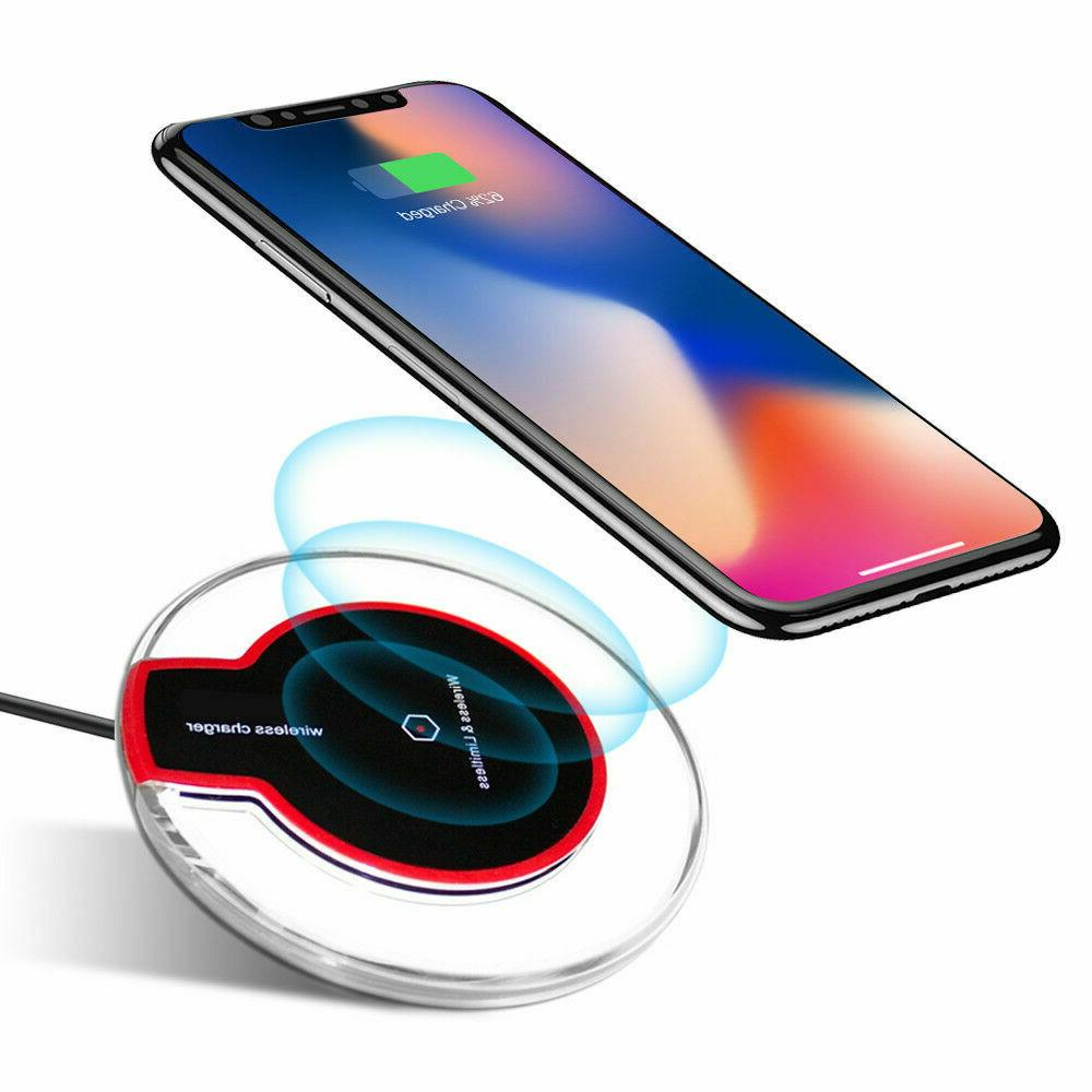 Wireless Charger Charging Galaxy