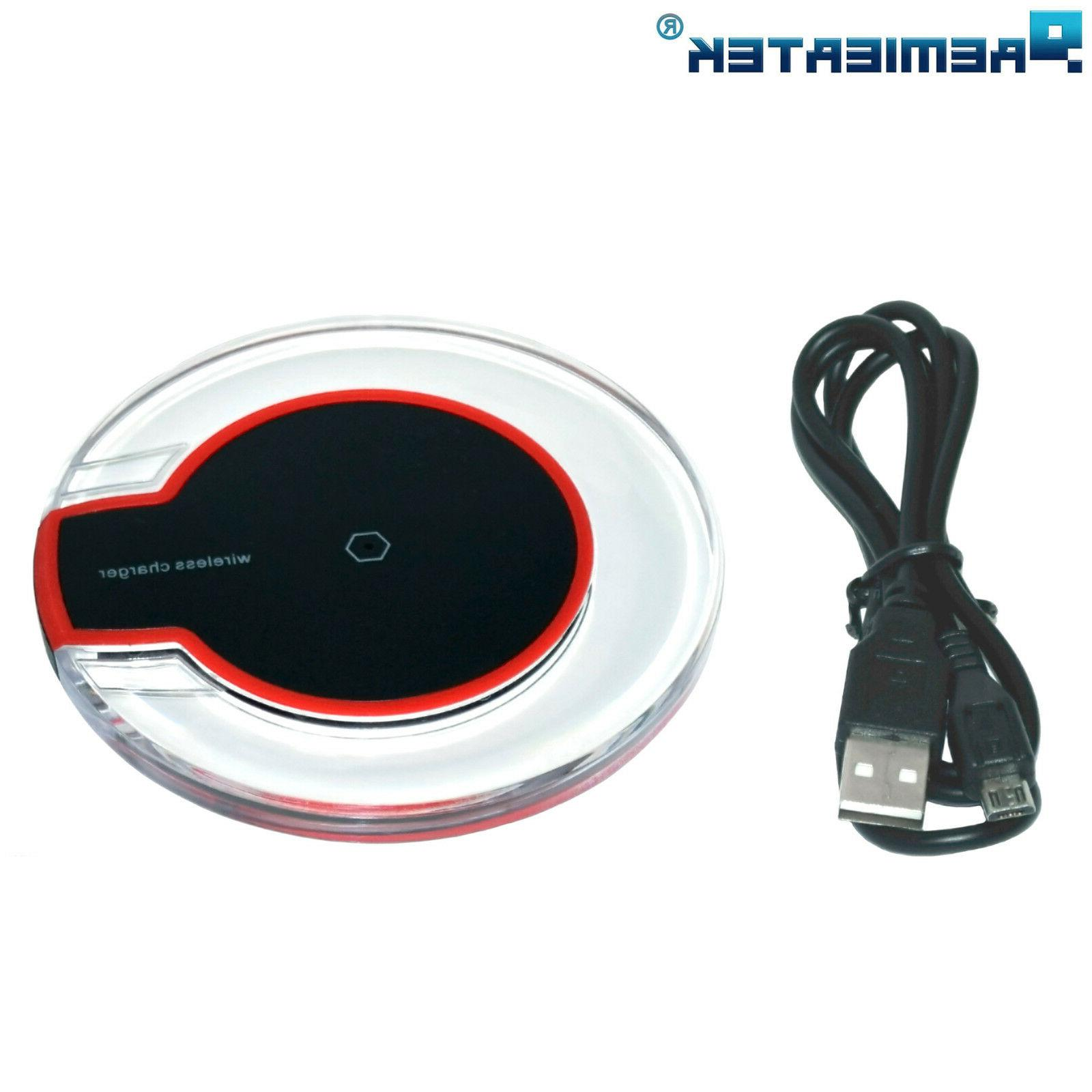 Qi Wireless Charger Charging Pad for Galaxy Note