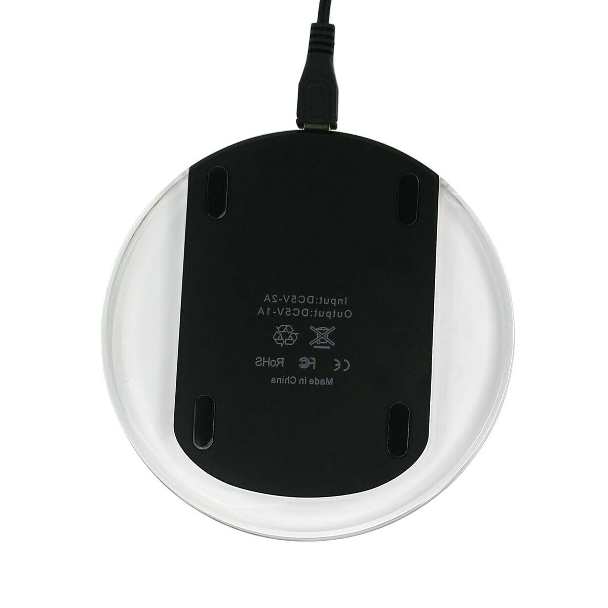 Qi Wireless Charging Pad for Note