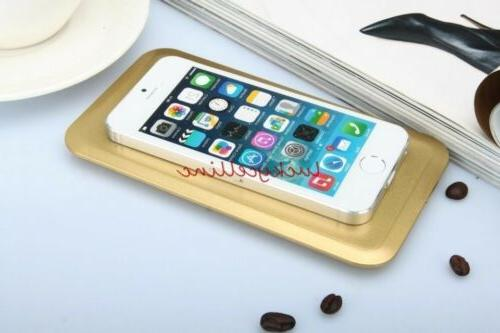 Qi Charger + Receiver iPhone 5 5C 5S
