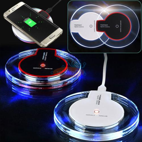 Qi Charging Pad G4 Q6 V20 V30 iPhone8