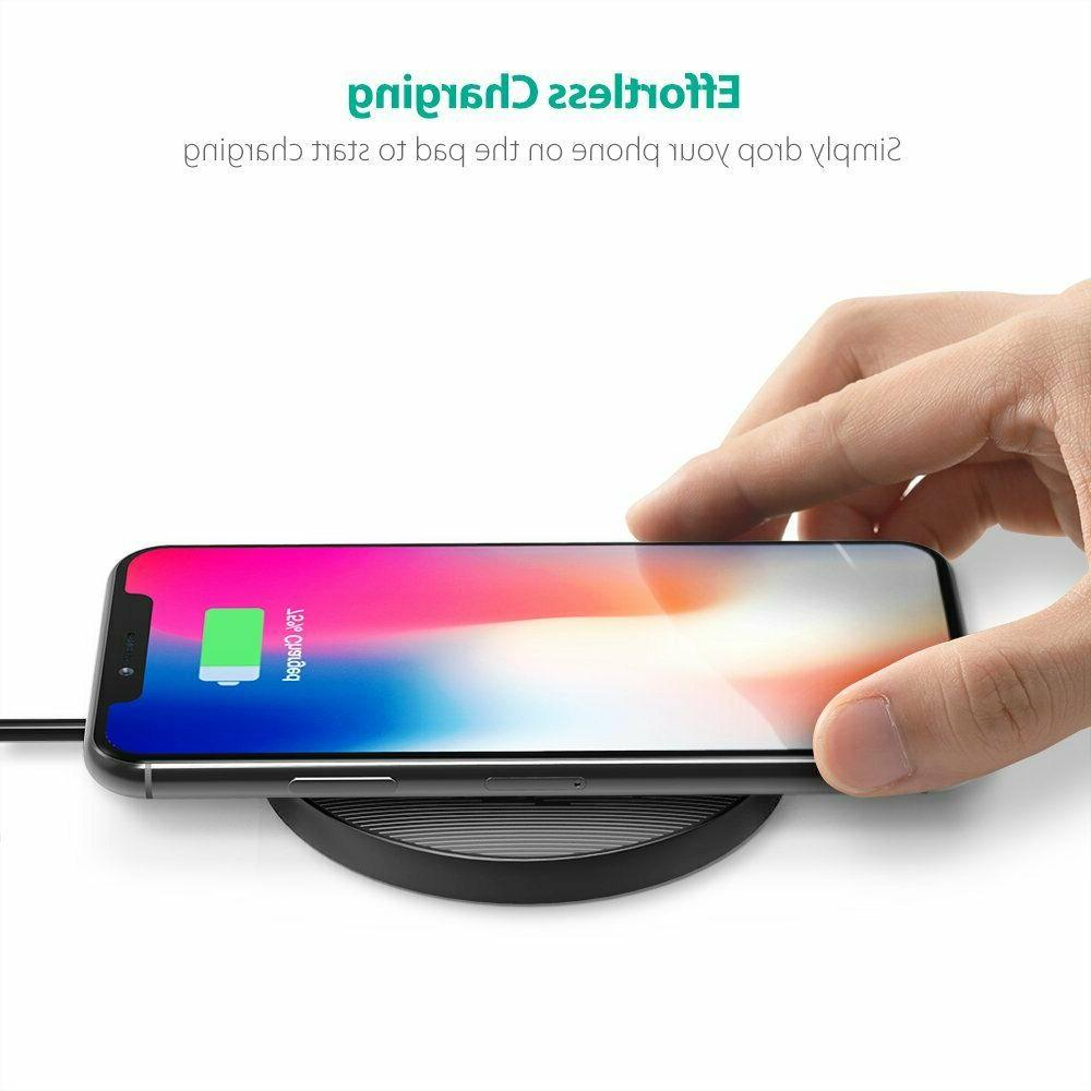 Qi Wireless Charging Pad RAVPower Wireless Charger