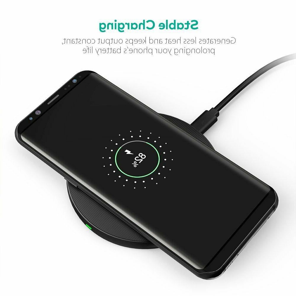 Qi RAVPower Qi Ultra-Safe Wireless Charger