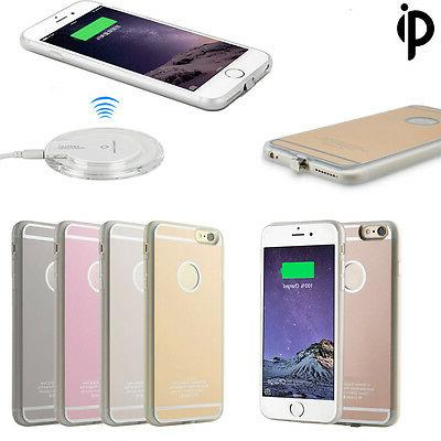 qi wireless charging receiver charger gel back