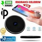 Seneo Qi Wireless Fast Charger Charging Pad Dock For Samsung