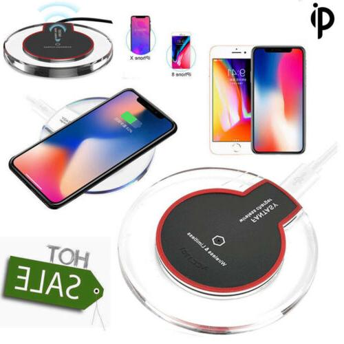 Qi Charging Stand Dock Samsung S9+ XS 8