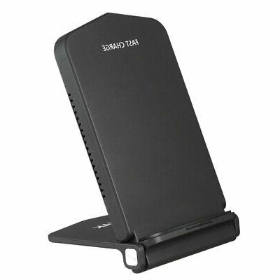 Qi Charging Pad Stand Dock For US Stock