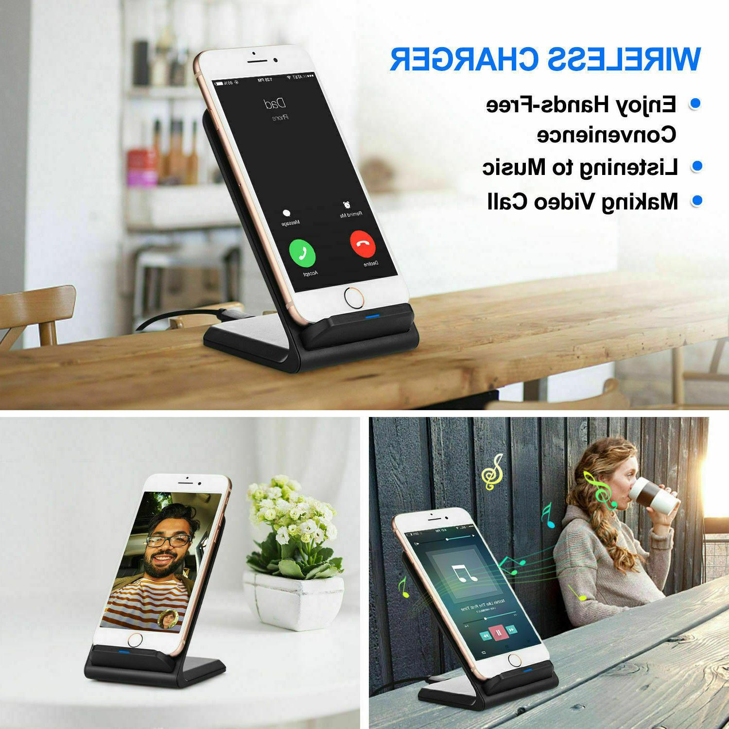 Qi Wireless Charging Pad for