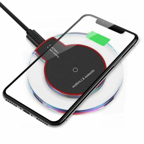 Pad Charging for iPhone XS Samsung Galaxy