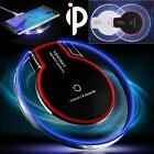 QI Wireless Power Fast Charger Charging Pad Mat For huawei n