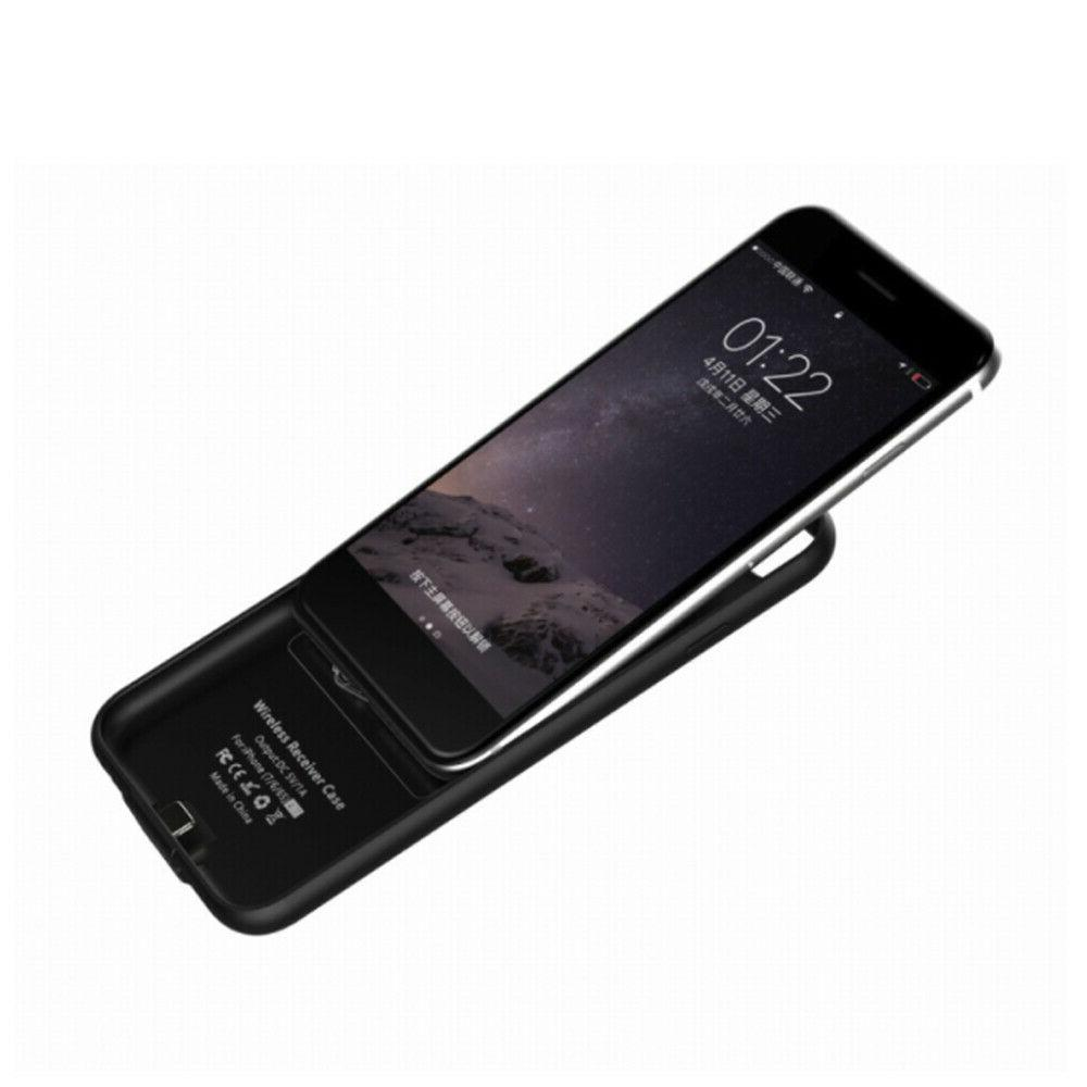 Qi Case Cordless Charging Cover For Phone 6 7 Plus