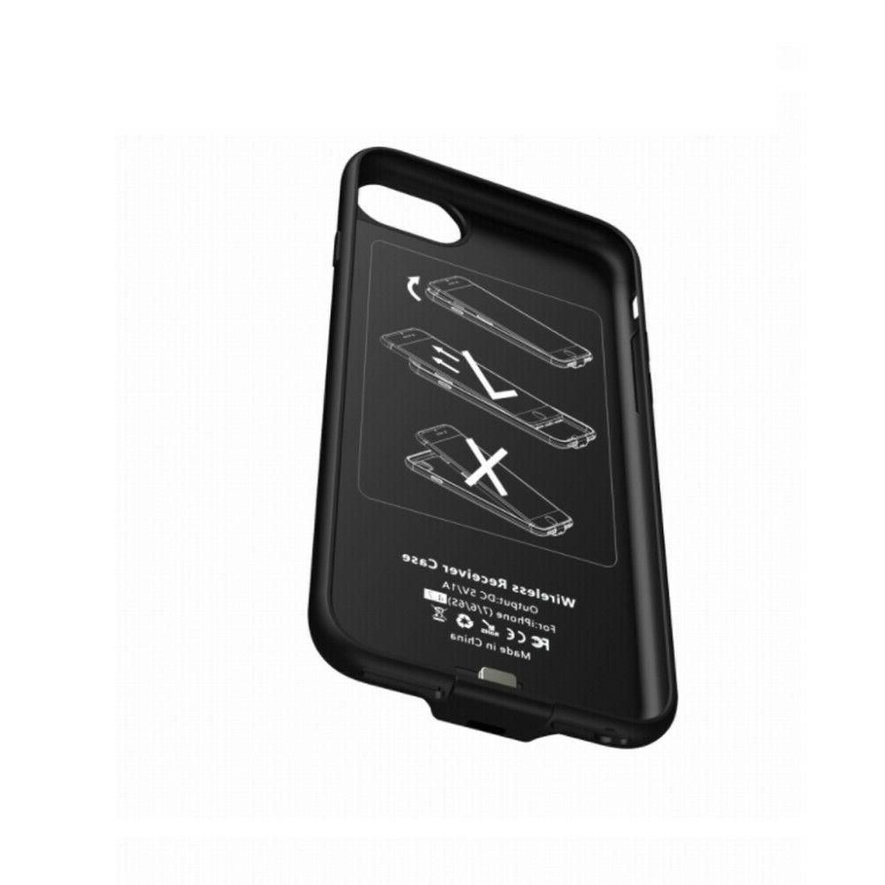 Qi Charger Case Cordless Charging For 6 7