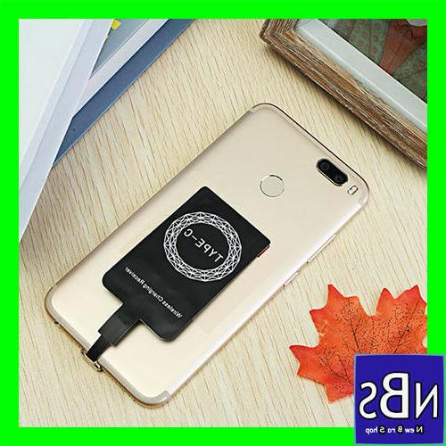 Qi Wireless Type C Charger Receiver Oneplus 6 A1